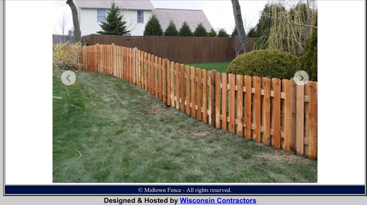1000 Images About Fence Pics On Pinterest Vinyls Fence