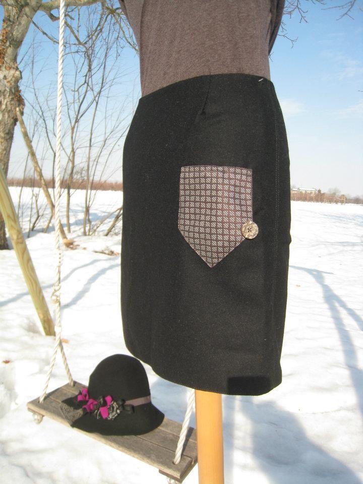 falda Austerlitz
