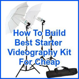 If you are interested in videography, a few things are for certain: you're going to need your very own camera, lights, and audio equipment.  Also, you're going to need it on a budget. To the average shooter, the wide array of selection can appear to be intimidating and overwhelming.  Fear not, for less than you might expect, you can own your very own professional kit. Here's what I recommend:   ... see more at InventorSpot.com