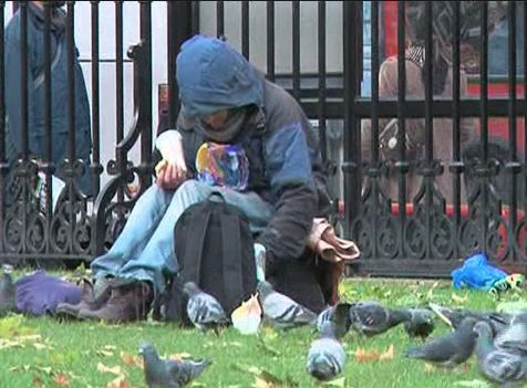 Soaring homelessness escalates to new heights not seen for years. Last year up 14%