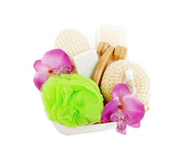 Zestaw SPA do kąpieli i masażu