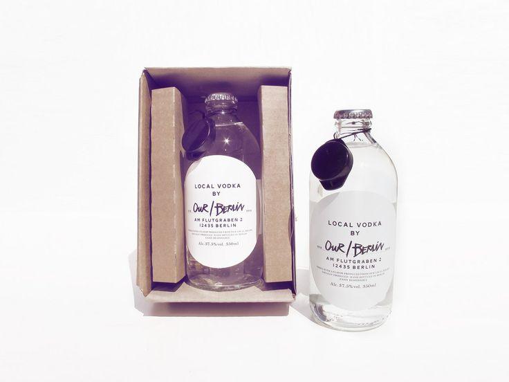 Our/Berlin Vodka выиграв двойное золото в Сан-Франциско World Spirits Competition.