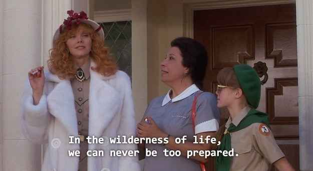 "29 Reasons ""Troop Beverly Hills"" Is A Cinematic Masterpiece"