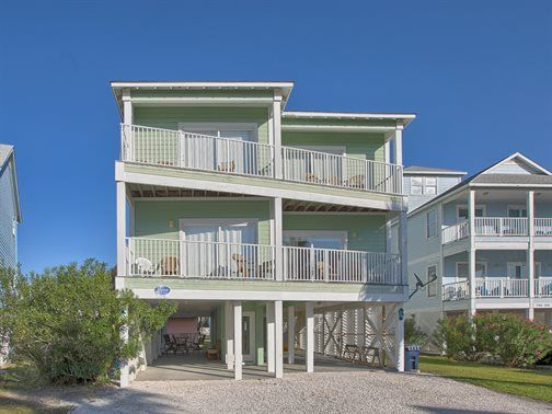 On Golden Pond 3A Gulf Shores Gulf Oriented Vacation House Rental.