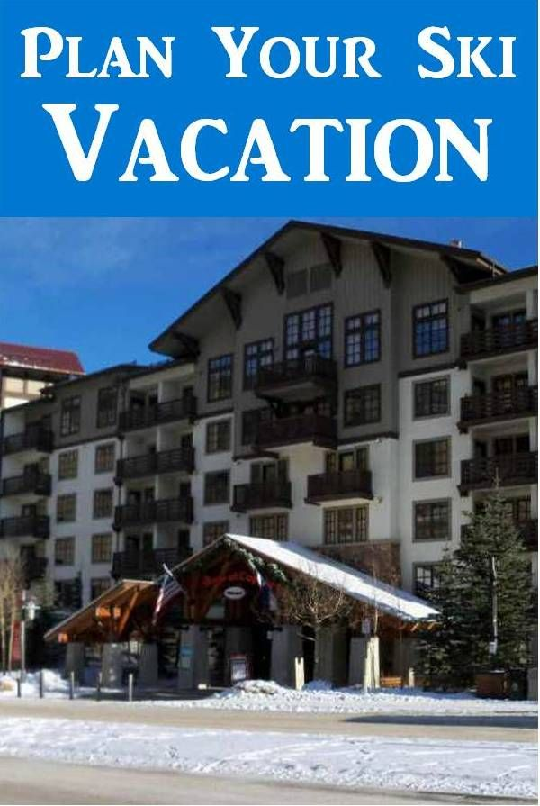 """Tired of the Heat?  Think """"COOL"""" thoughts and start planning your Winter Ski Vacation.  Check out these locations for your family ski vacation."""
