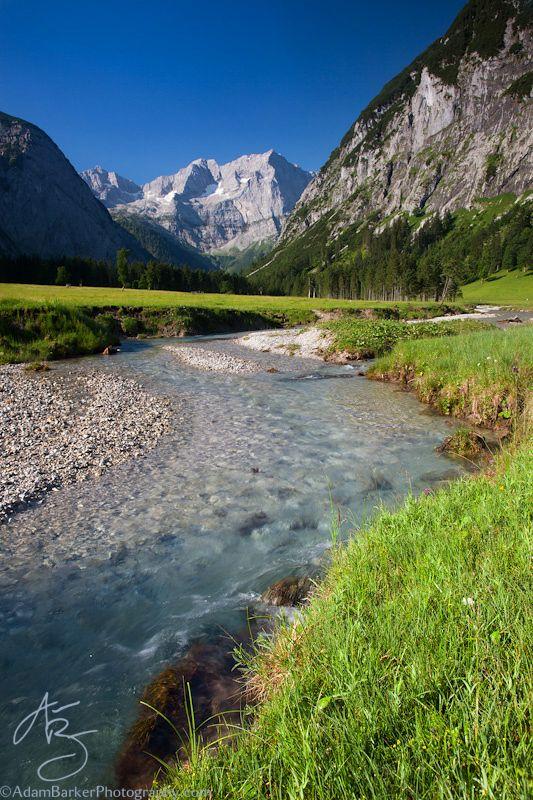 Naturpark Karwendel, Bavaria, Germany