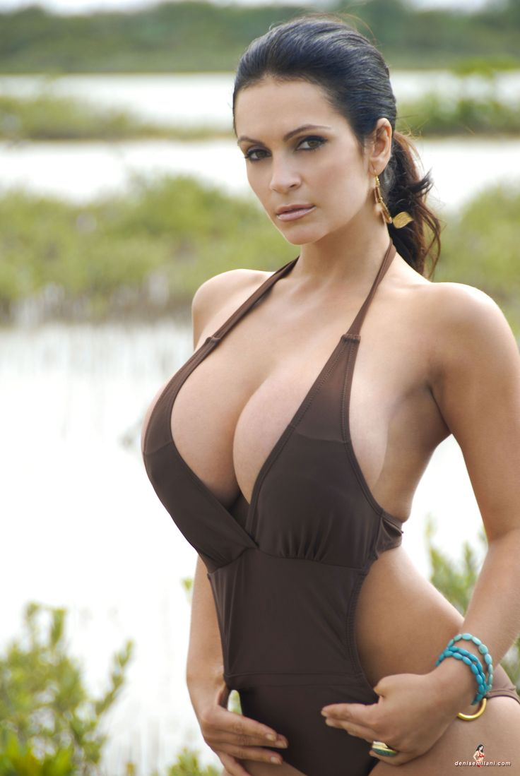 Большие груди настоящие фото