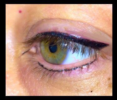 Eye-liner con trucco permanente