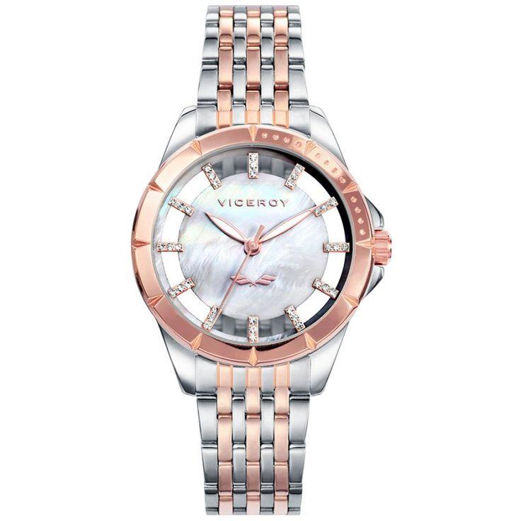 Reloj Viceroy Mujer Antonio Banderas 40934-07. Relojes Viceroy Mujer