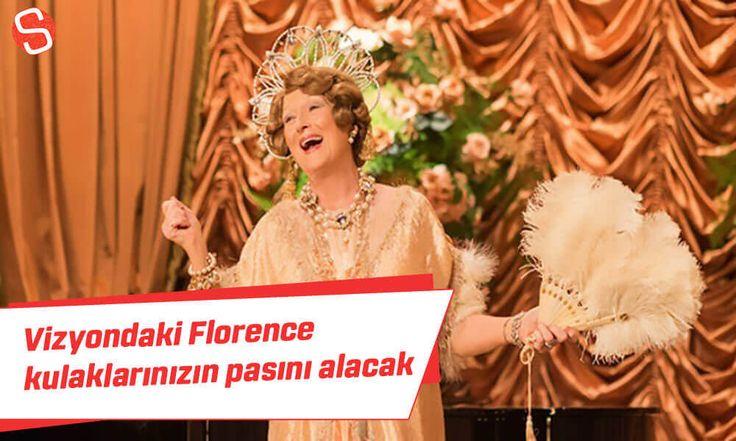 Oscar ödüllü oyuncu Meryl Streep ve yine Altın Küre ödüllü, İngiltere'nin en ünlü oyuncularından Hugh Grant'ın başrollerin paylaştığı Florence vizyona girdi. #florence #altınküre #oscar