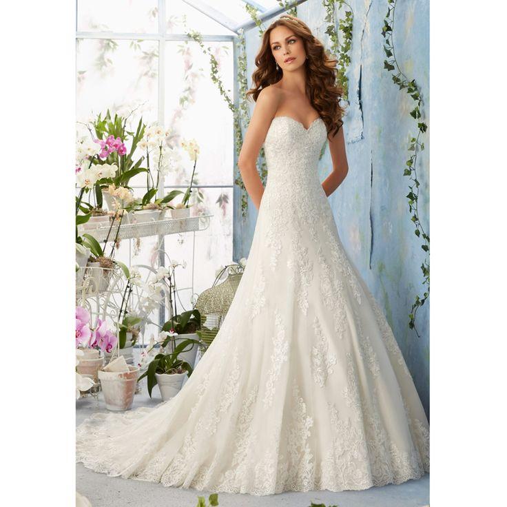Классический урожай линии милая часовня поезд аппликации свадебные платья свадебные платья с бисером пояса нестандартного размера