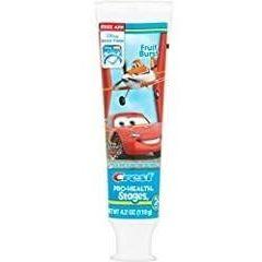 Oral-B Stages Anticavity Fluoride Toothpaste, Power Rangers, Power Fruit Blast , 4.2 oz (120 g)