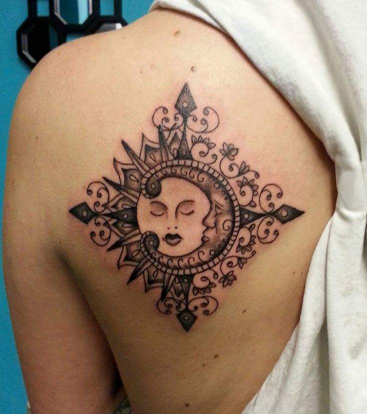 best 25 ornate tattoo ideas on pinterest floral mandala tattoo lotus mandala tattoo and. Black Bedroom Furniture Sets. Home Design Ideas