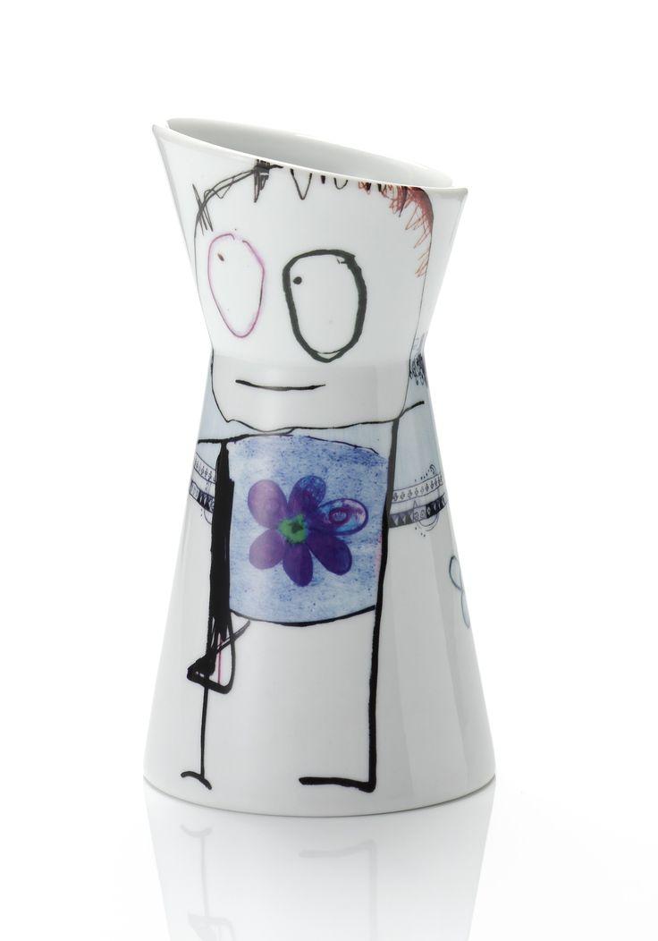 Poul Pava milk jug / vase 0,4 L