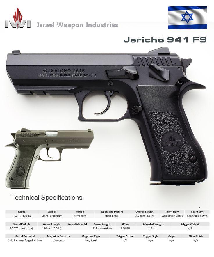 Jericho 941 Psl9