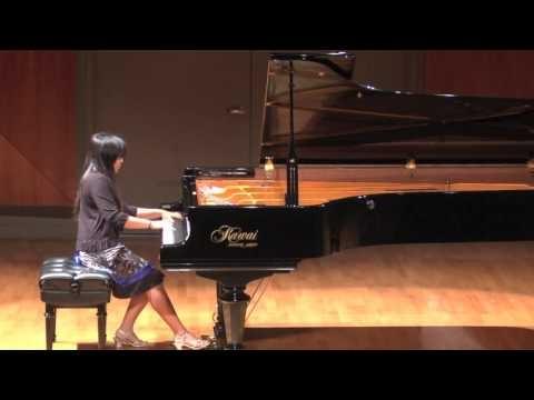 Annie Kwok plays BEETHOVEN Sonata No.3 in C major, Op. 2 No.3