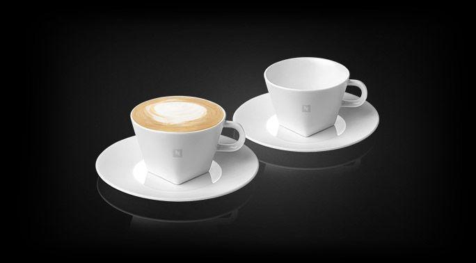 Cappuccino Cups - Set | PURE Collection | Nespresso USA