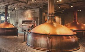 Anchor Brewing - San Francisco, CA (First craft brewery, started brewing Anchor Steam in 1896)