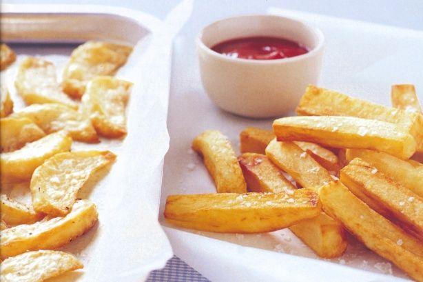 Deep-fried chips main image