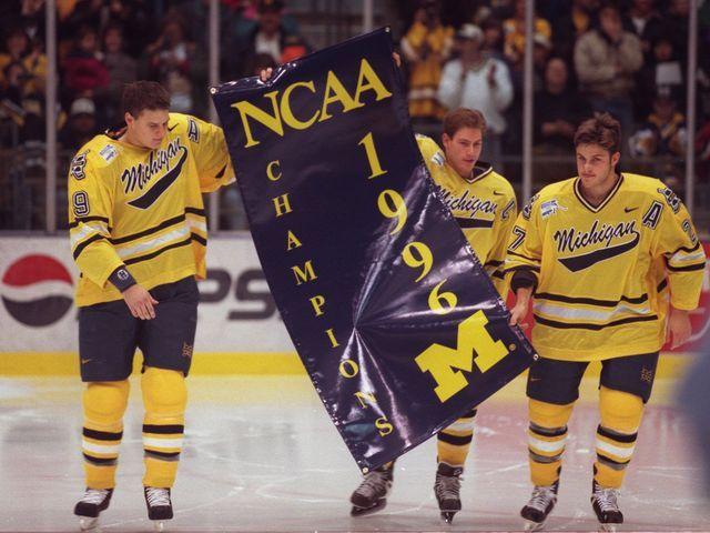 Trio from 1996 Michigan hockey dominate Score-O Friday at Yost