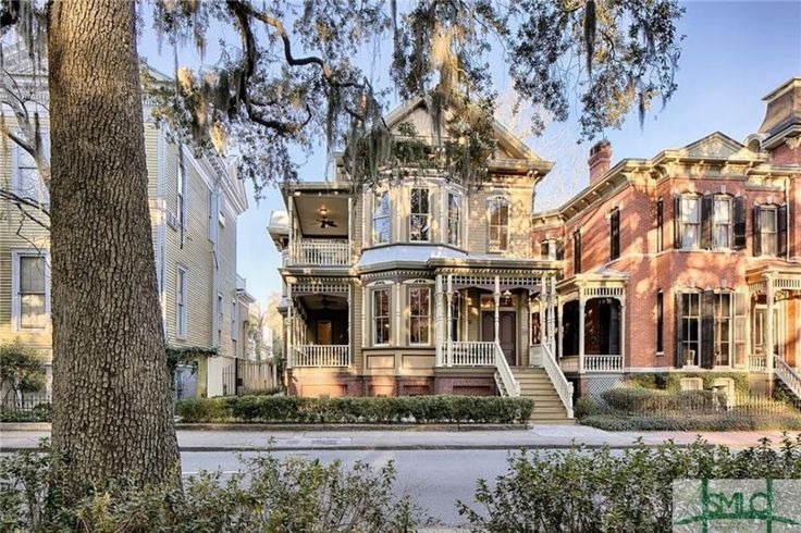 1895 crowther mansion in savannah mansions
