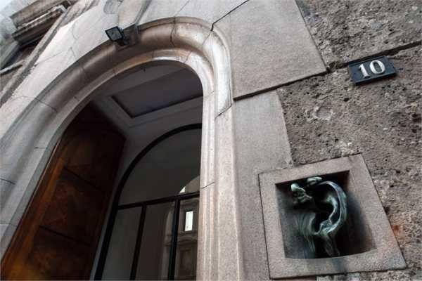 orecchio ca' de l'oreggia milano - luoghi nascosti da vedere a Milano