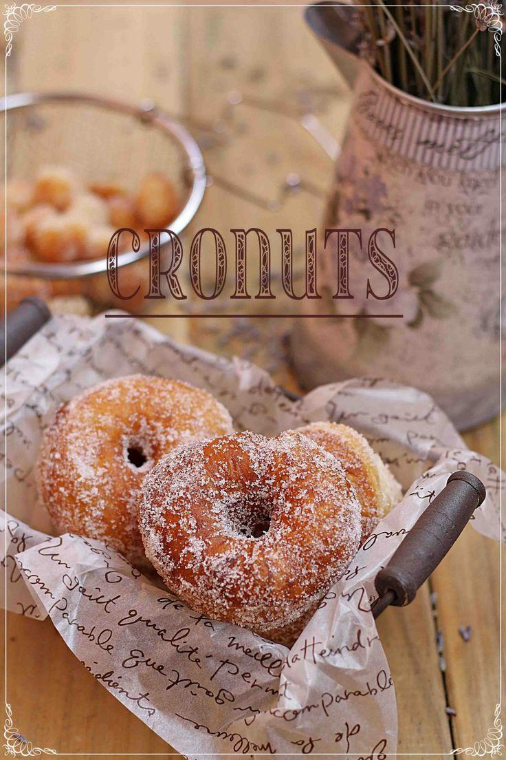 Cronuts {by Paula, Con las Zarpas en la Masa}