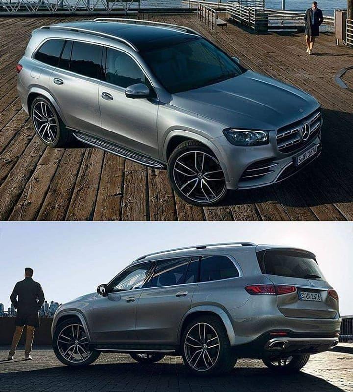 Boss Car Media On Instagram Novi Mercedes Benz Gls Mercedesbenz