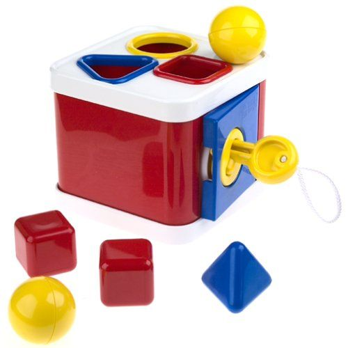 Ambi Toys Lock N Block