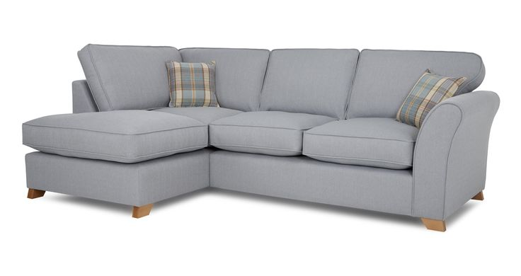 DFS corner sofa bed, available in other colours
