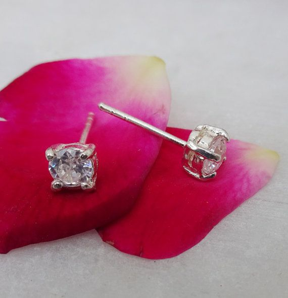 Tiny Silver Stud925 Sterling Silver StudTiny Stud by KGNSILVER