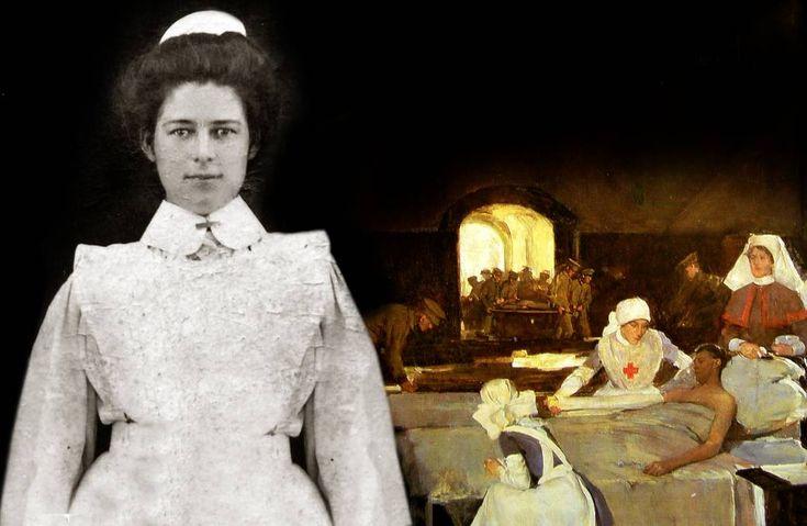 FACE OF A HERO: Sister McRae