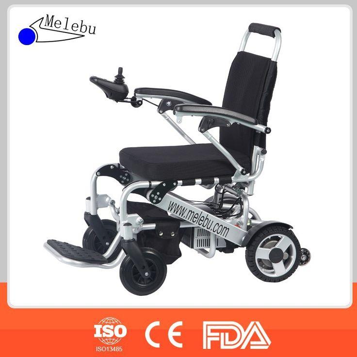 Melebu portable easy folding lithium battery power wheelchair