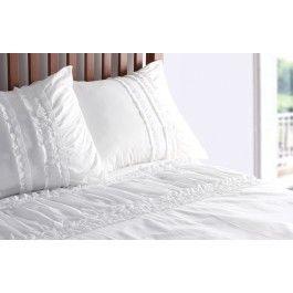 Decorative Pillows Jysk : Jysk.ca - MARILYN Duvet Cover Set Bedroom dressings. Pinterest Duvet covers, Duvet cover ...