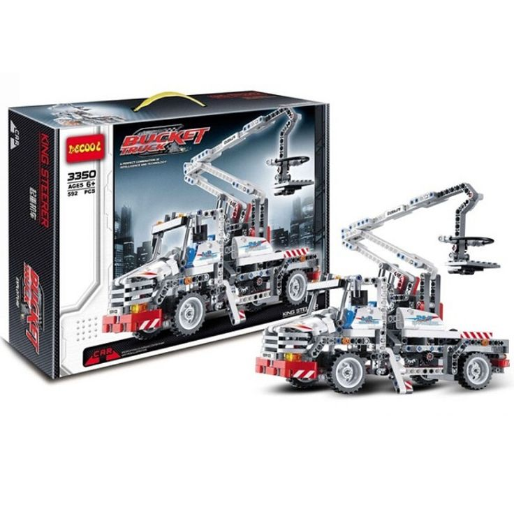 (28.88$)  Watch here  - Decool 3350 592pcs Crane Modeldiy Assembled Building Blocks Bricks Educational Toys Assembled High Difficulty For Kid