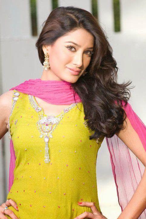 Mehwish Hayat Pakistani Stars Pinterest