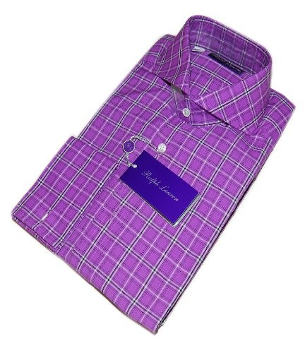 Polo Ralph Lauren Purple Label Men Dress Shirt « Clothing Adds Anytime: Dress Shirt