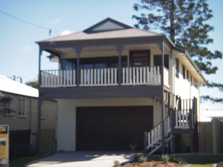 Manly Terrace double storey design perfect for narrow blocks | Tru-Built Builders Queensland