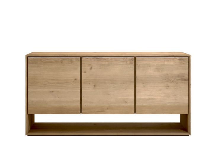 Ethnicraft Nordic Sideboard   Oak   Natural Bed Company