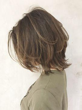 とろみショートレイヤー_ba86751 - 24時間いつでもWEB予約OK!ヘアスタイル10万点以上掲載!お気に入りの髪型、人気のヘアスタイルを探すならKirei Style[キレイスタイル]で。