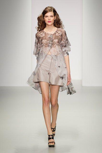 London Fashion Week, SS '14, Maria Grachvogel