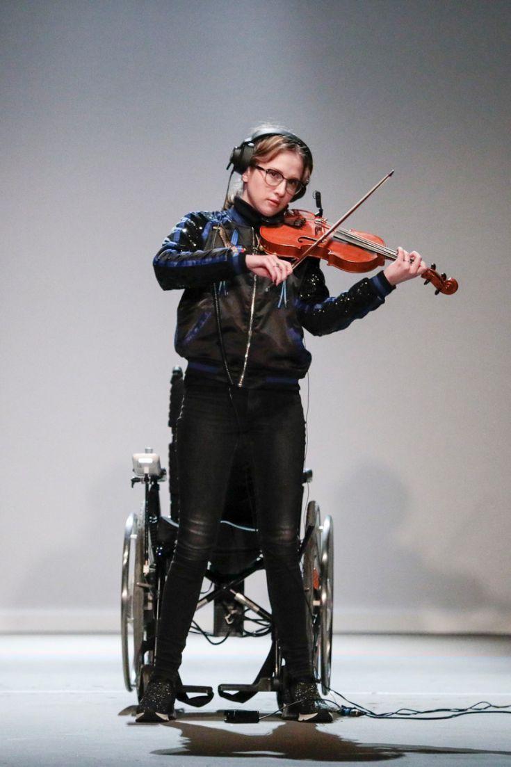 De show werd geopend door  Kim Spierenburg. Credits: Team Peter Stigter