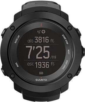 Suunto Умные часы Suunto SS021965000. Коллекция Ambit3  — 37990 руб. —  <P>SUUNTO AMBIT3 VERTICAL BLACK</P>GPS-часы для многоборья с поддержкой пульсометра, умеющие планировать и отслеживать совокупный подъем. Возможность определения координат как по данным GPS, так и по данным Глонасс. 15 часов работы от батареи с 5-секундной GPS-точностью (1-минутная точность: 100 часов). Указание скорости, темпа и расстояния. Будильник, таймер обратного отсчета. Светодиодная подсветка. Высотомер с…