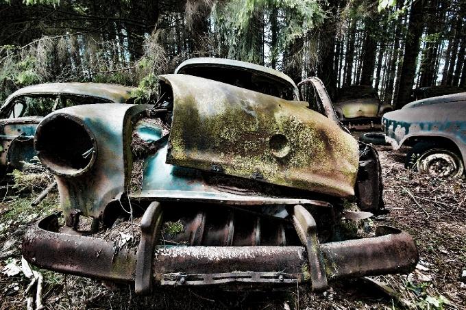 Rust never sleeps, Save my ruin