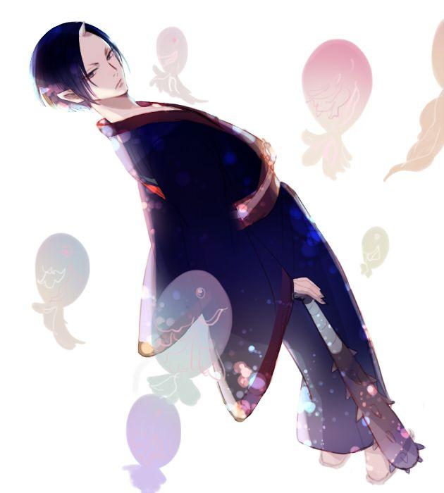 Hoozuki | Hoozuki no Reitetsu #anime
