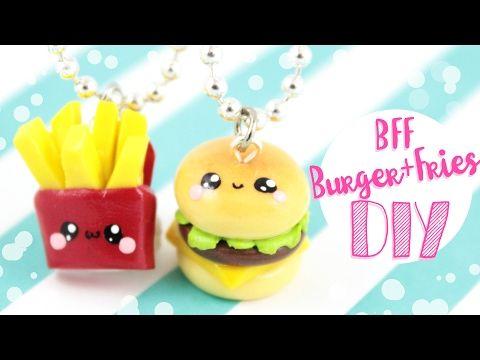 ♡ BFF Unicorn DIY Charms! ♡   Kawaii Friday - YouTube