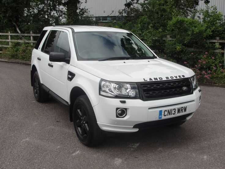 Land Rover Freelander 2 2.2 TD4 GS 5dr Estate Diesel White