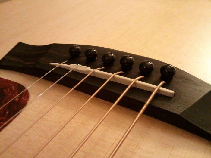 Types Of Acoustic Guitar Bridges Acoustic Acoustic Guitar Guitar