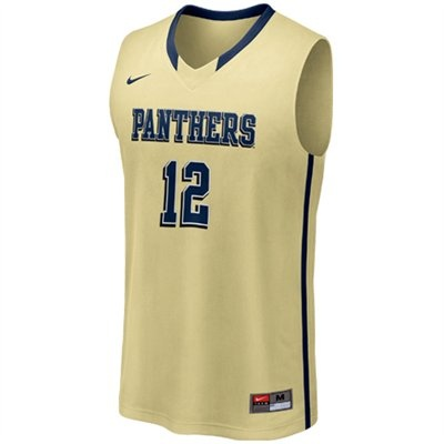 Ashton Gibbs Gold Pitt Basketball Jersey. Love it!