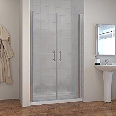 120cm dusche nischenabtrennung duschkabine duschabtrennung duschtr pendeltr - Dusche Pendeltur Schwingtur